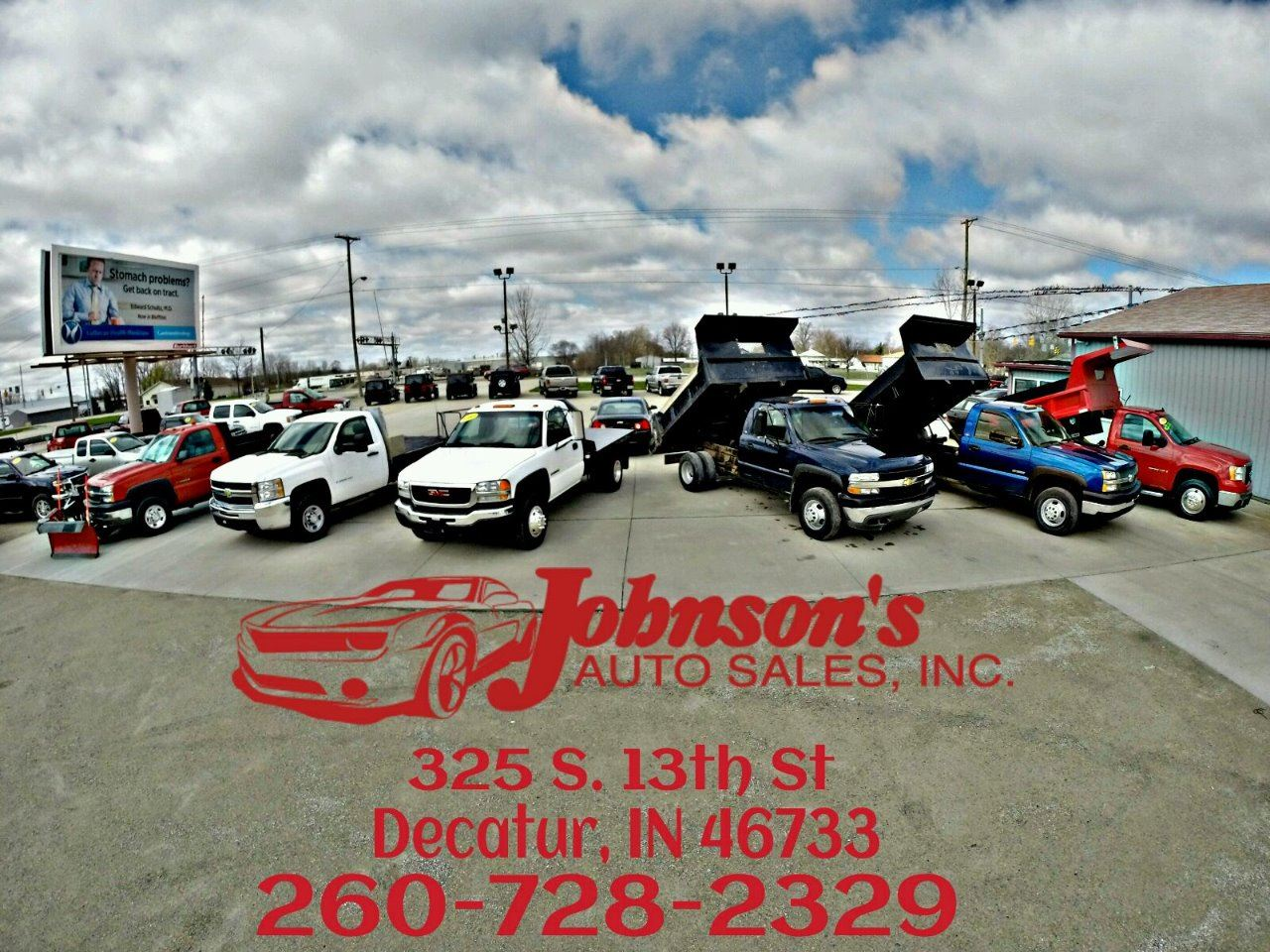 Johnson's Auto Sales Inc.