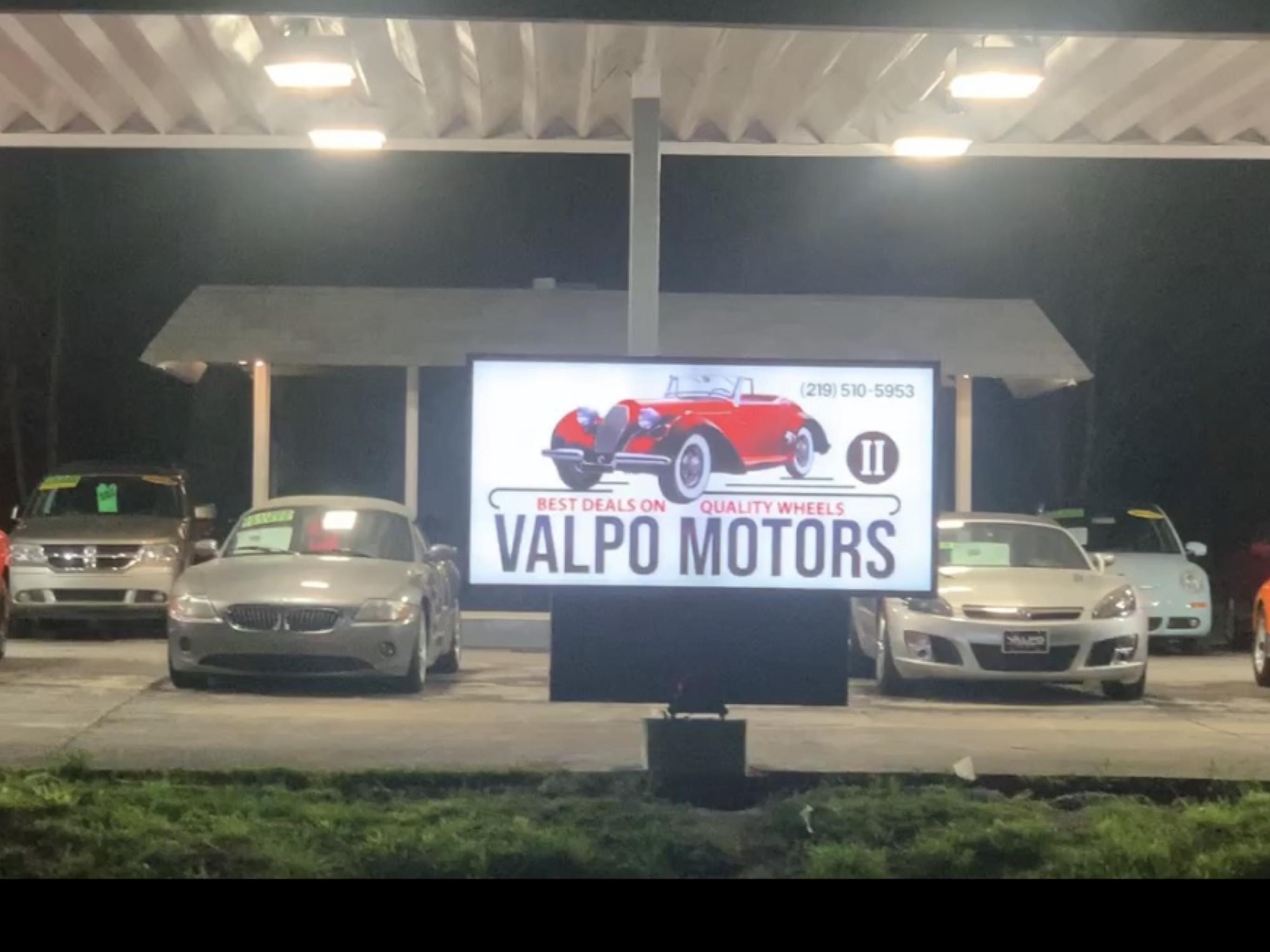 Valpo Motors Inc.