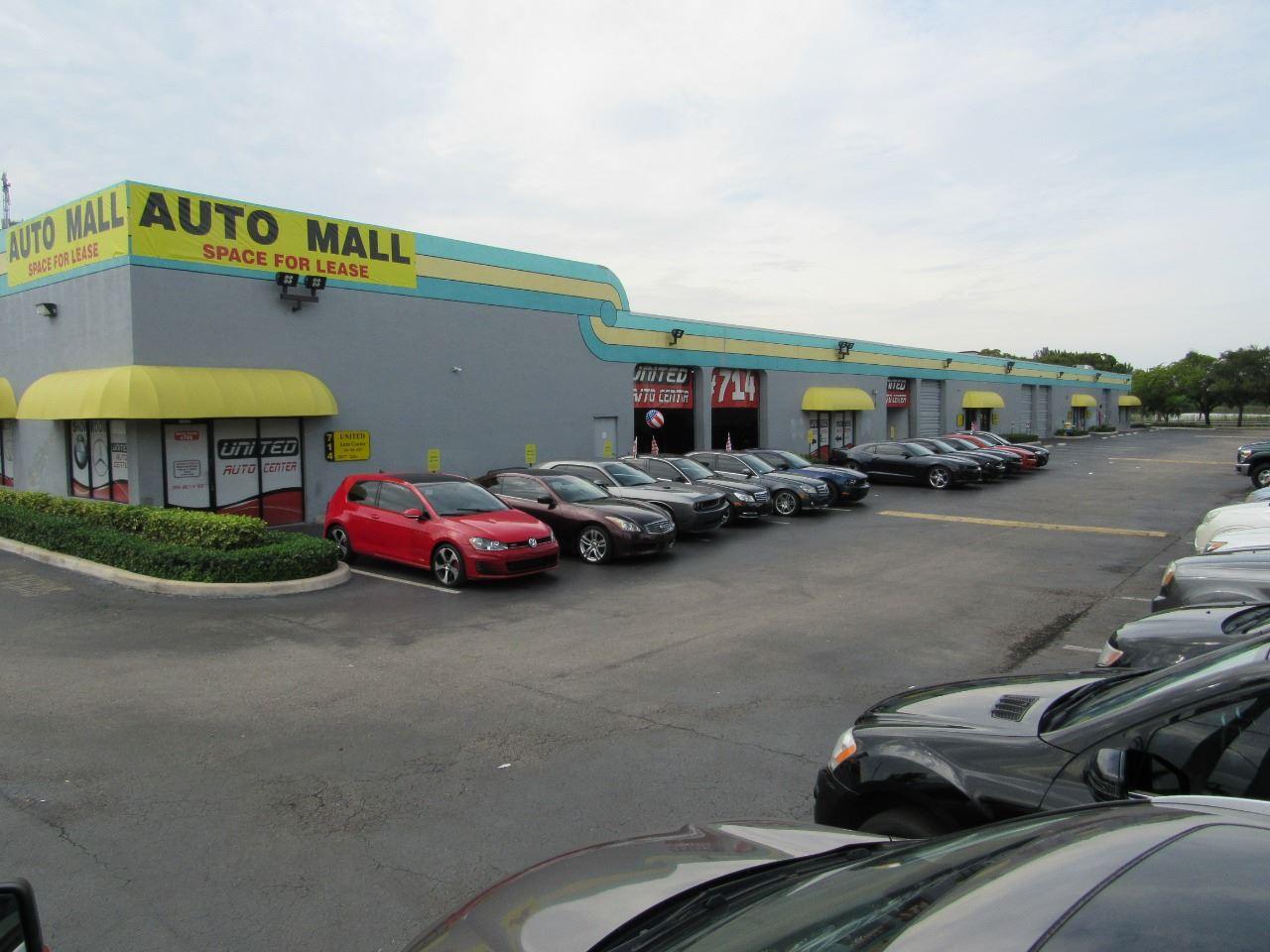 United Auto Center