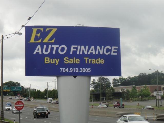 EZ AUTO FINANCE