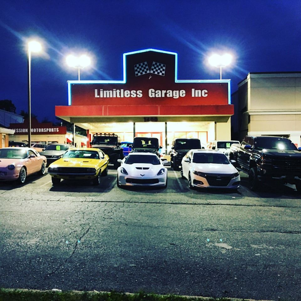 Limitless Garage Inc.