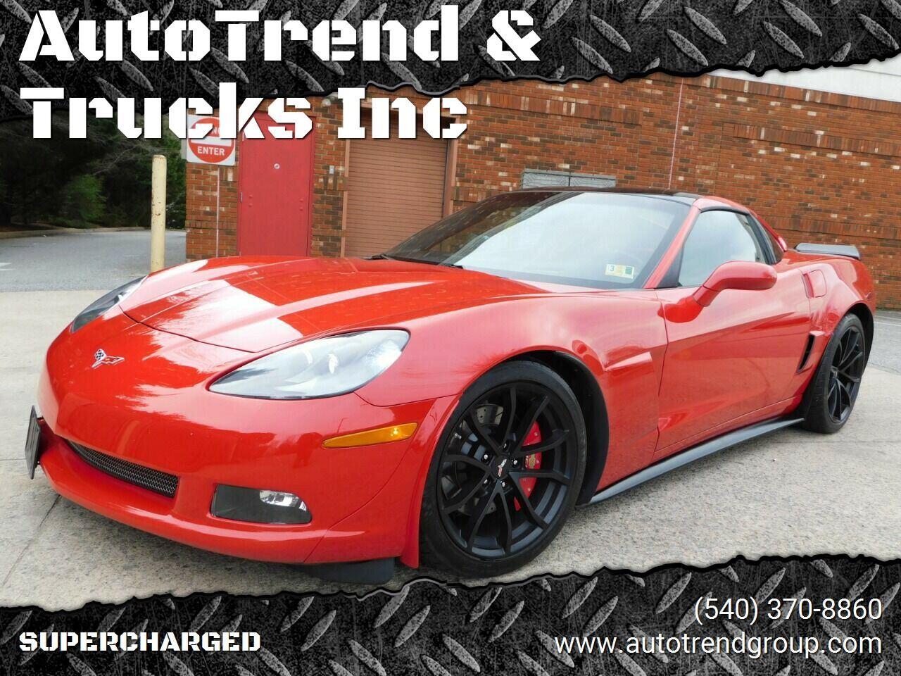 AutoTrend & Trucks Inc