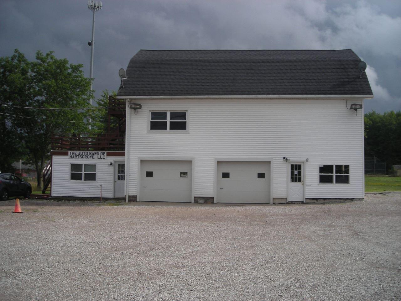 The Auto Barn of Hartsgrove