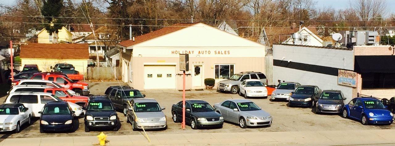 Holiday Auto Sales