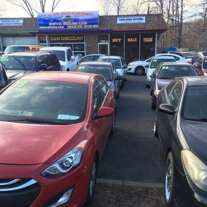 D & M Discount Auto Sales