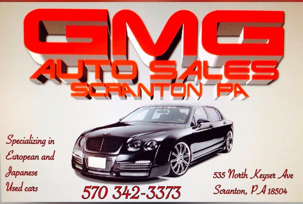 GMG AUTO SALES