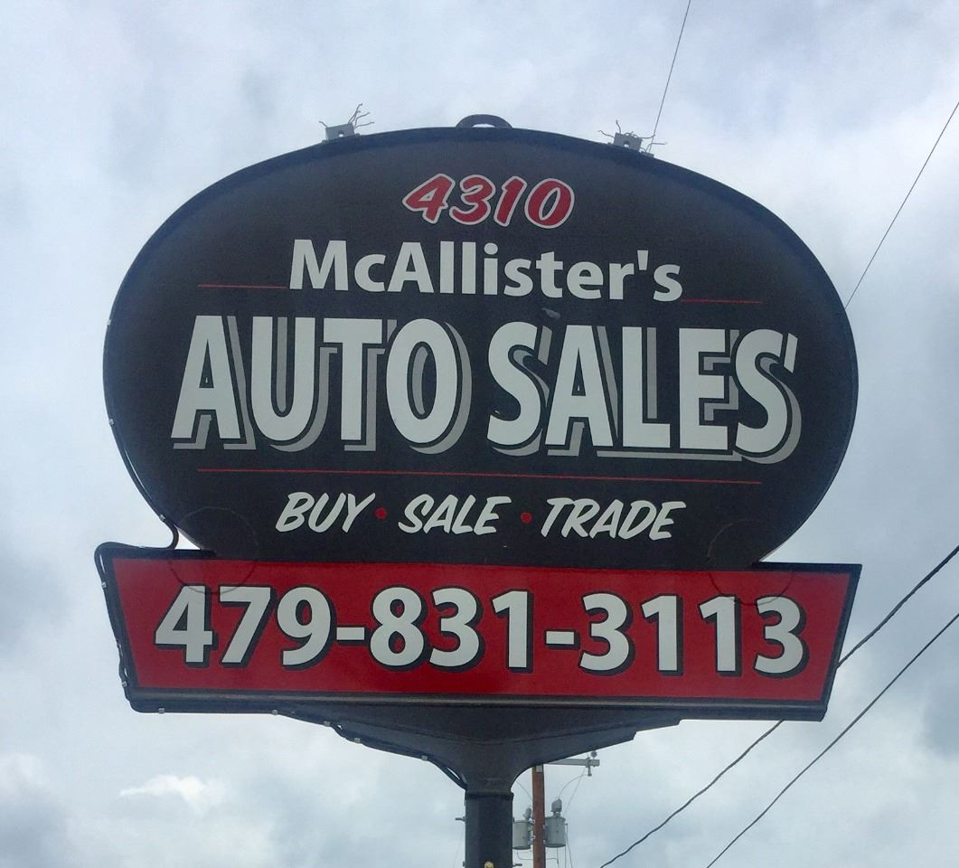 McAllister's Auto Sales LLC