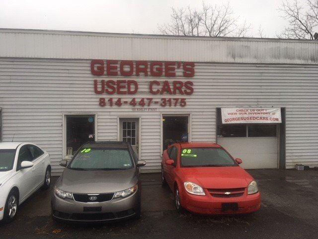 George's Used Cars Inc