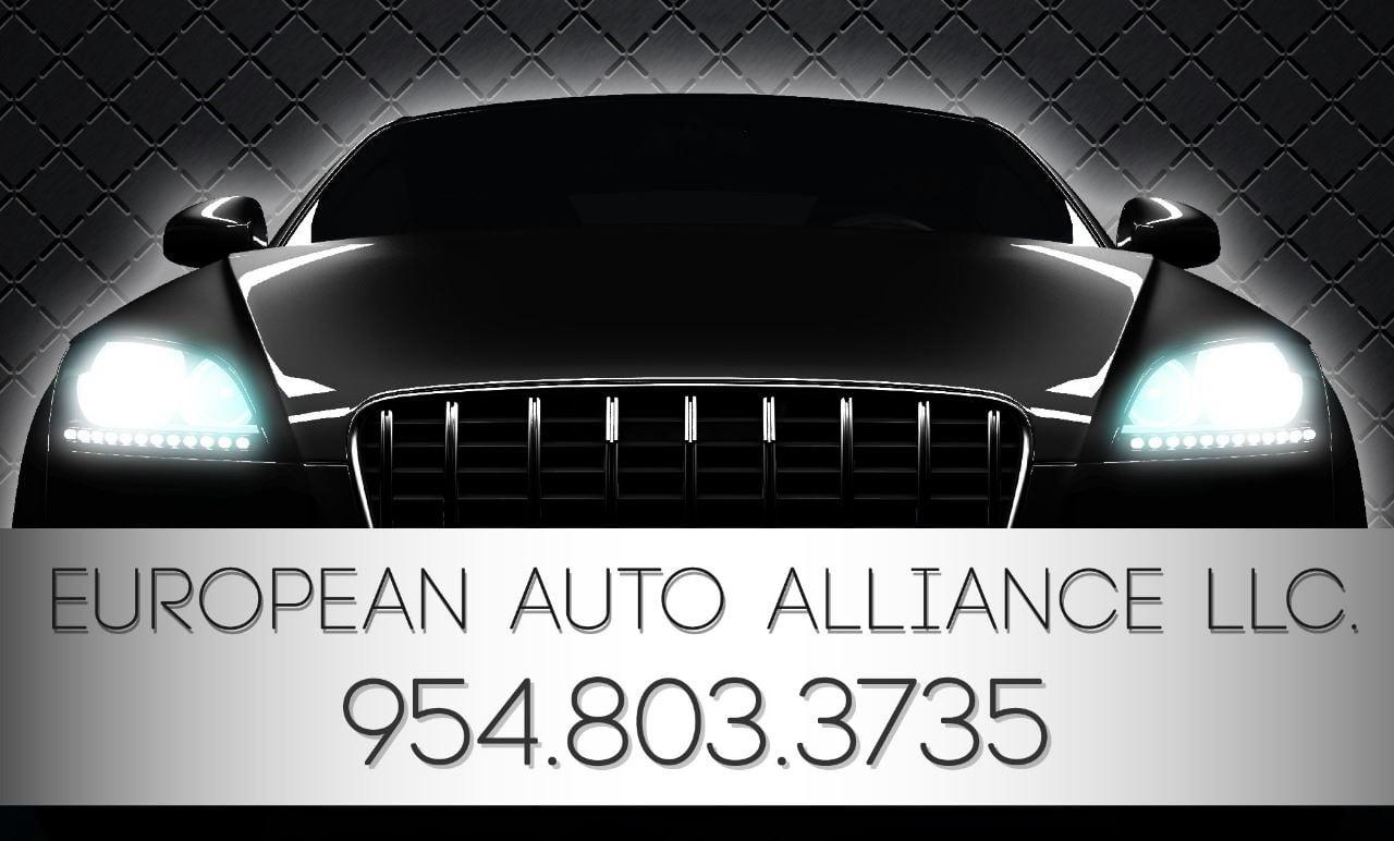 EUROPEAN AUTO ALLIANCE LLC