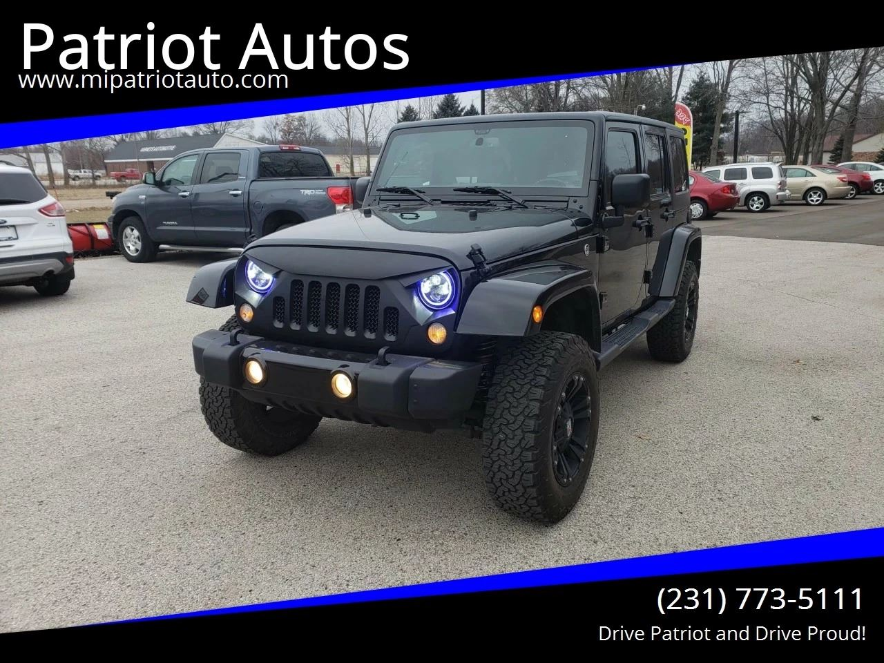 Patriot Autos