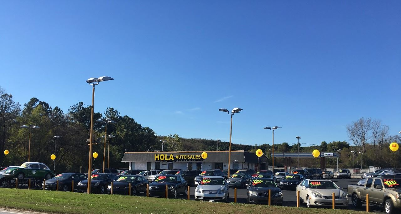 HOLA AUTO SALES CHAMBLEE- BUY HERE PAY HERE -