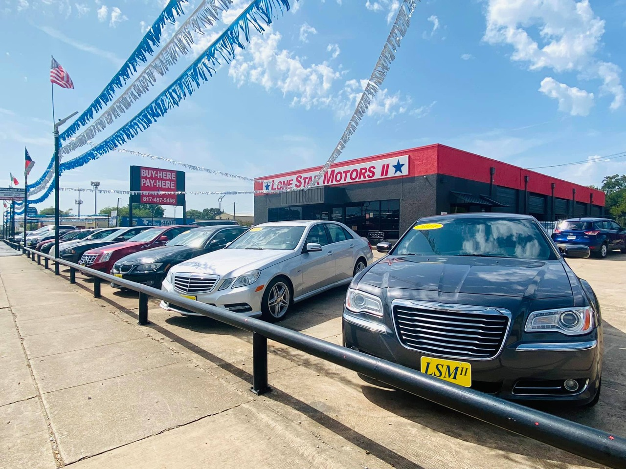 LONE STAR MOTORS II