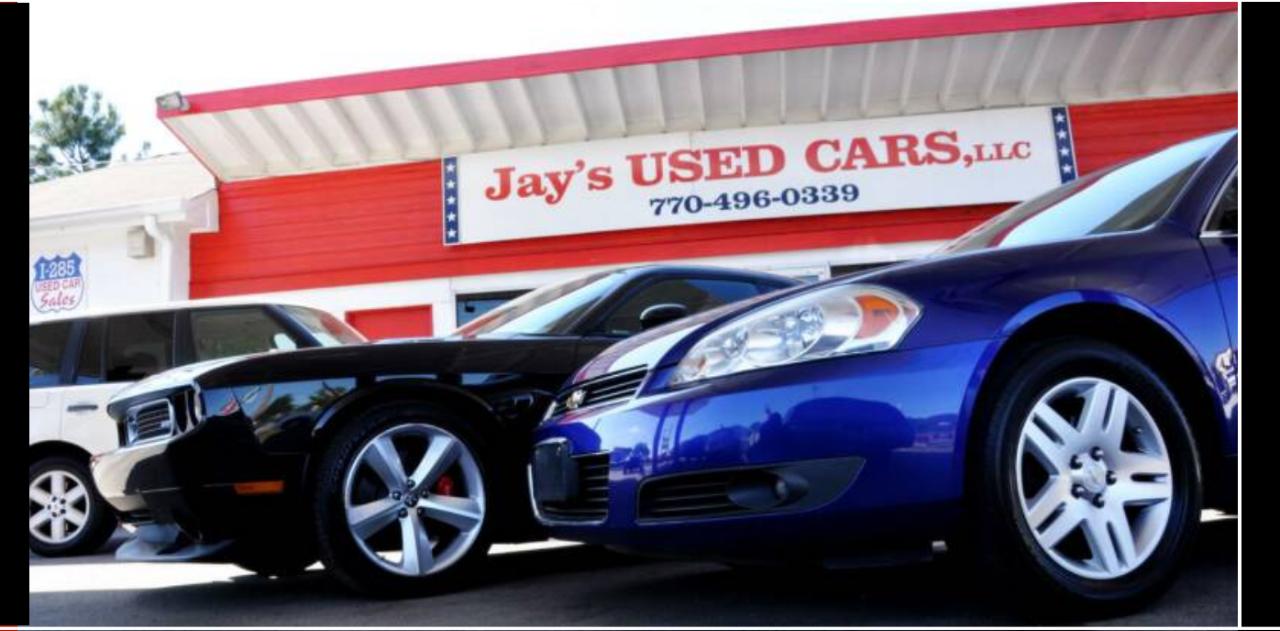 Jays Used Car LLC