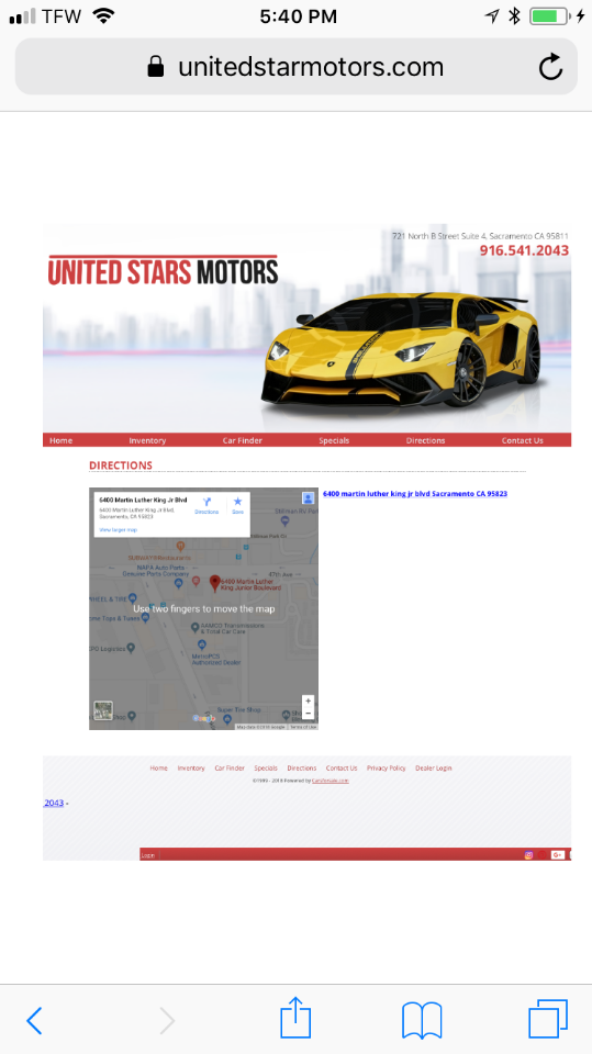 United Star Motors