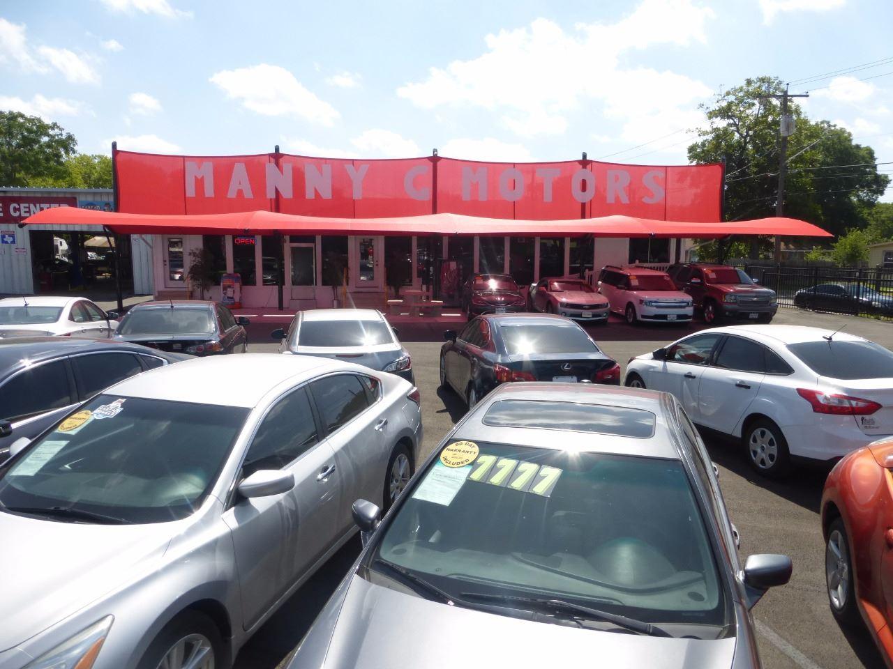 Manny G Motors