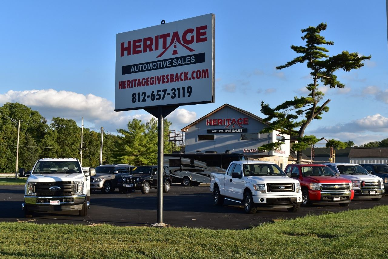 Heritage Automotive Sales in Columbus
