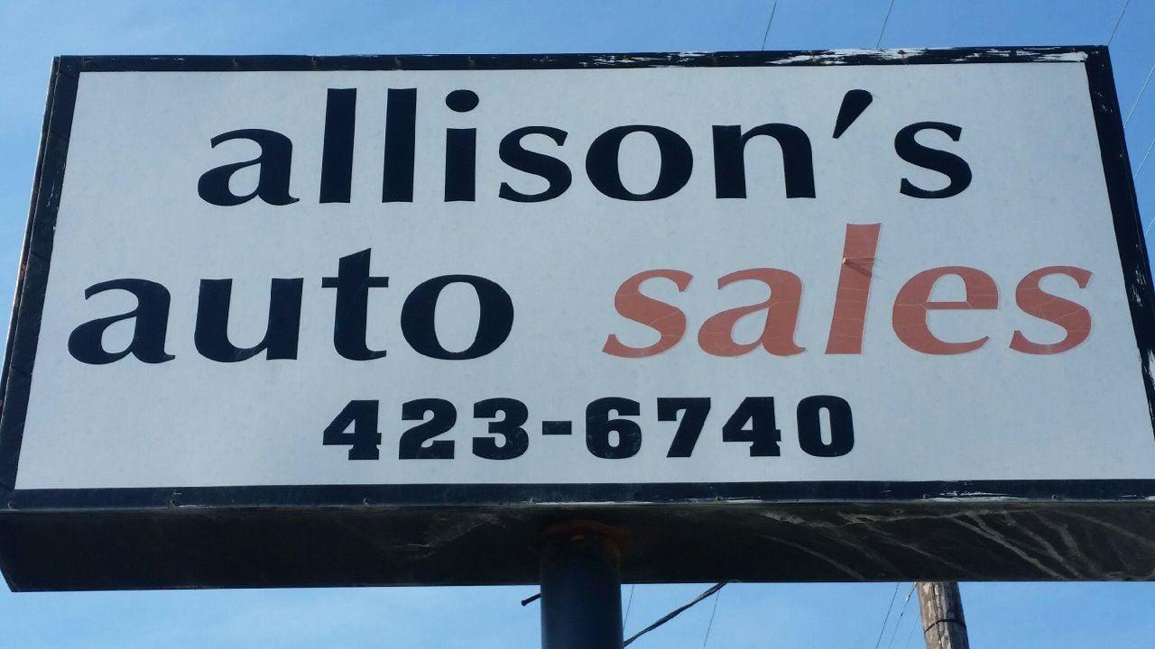 Allison's AutoSales