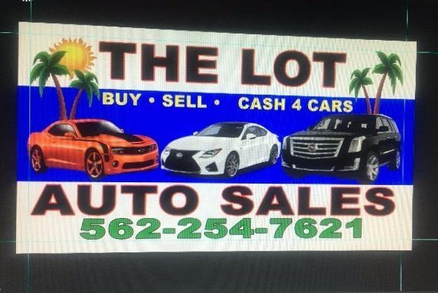 The Lot Auto Sales
