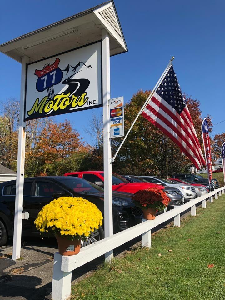 Route 77 Motors Inc.
