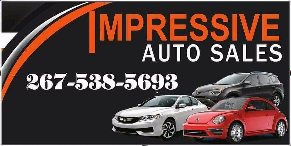 Impressive Auto Sales