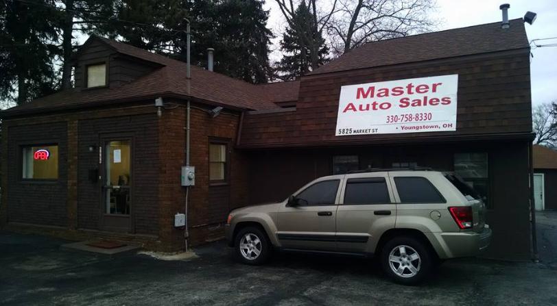 Master Auto Sales