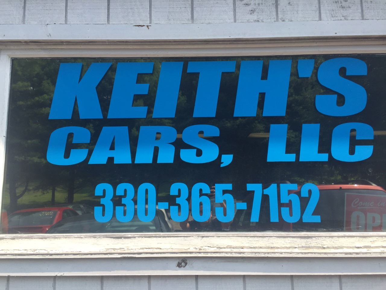 Keith's Cars LLC