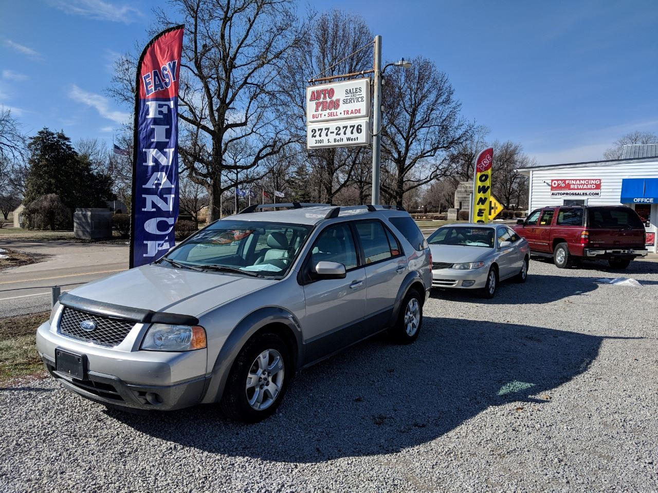 AUTO PROS SALES AND SERVICE