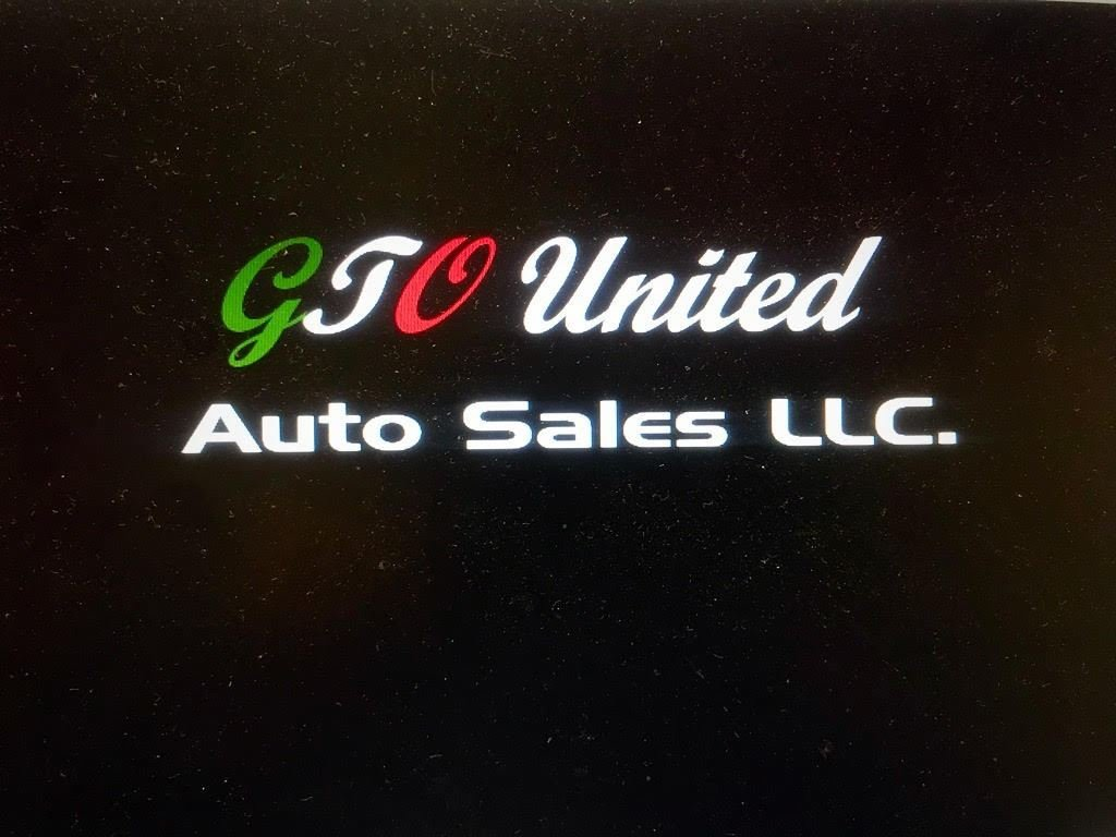 GTO United Auto Sales LLC