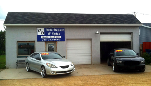 D AND D AUTO SALES AND REPAIR