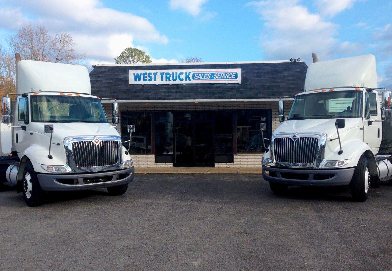 West Truck Sales & Service, Inc.