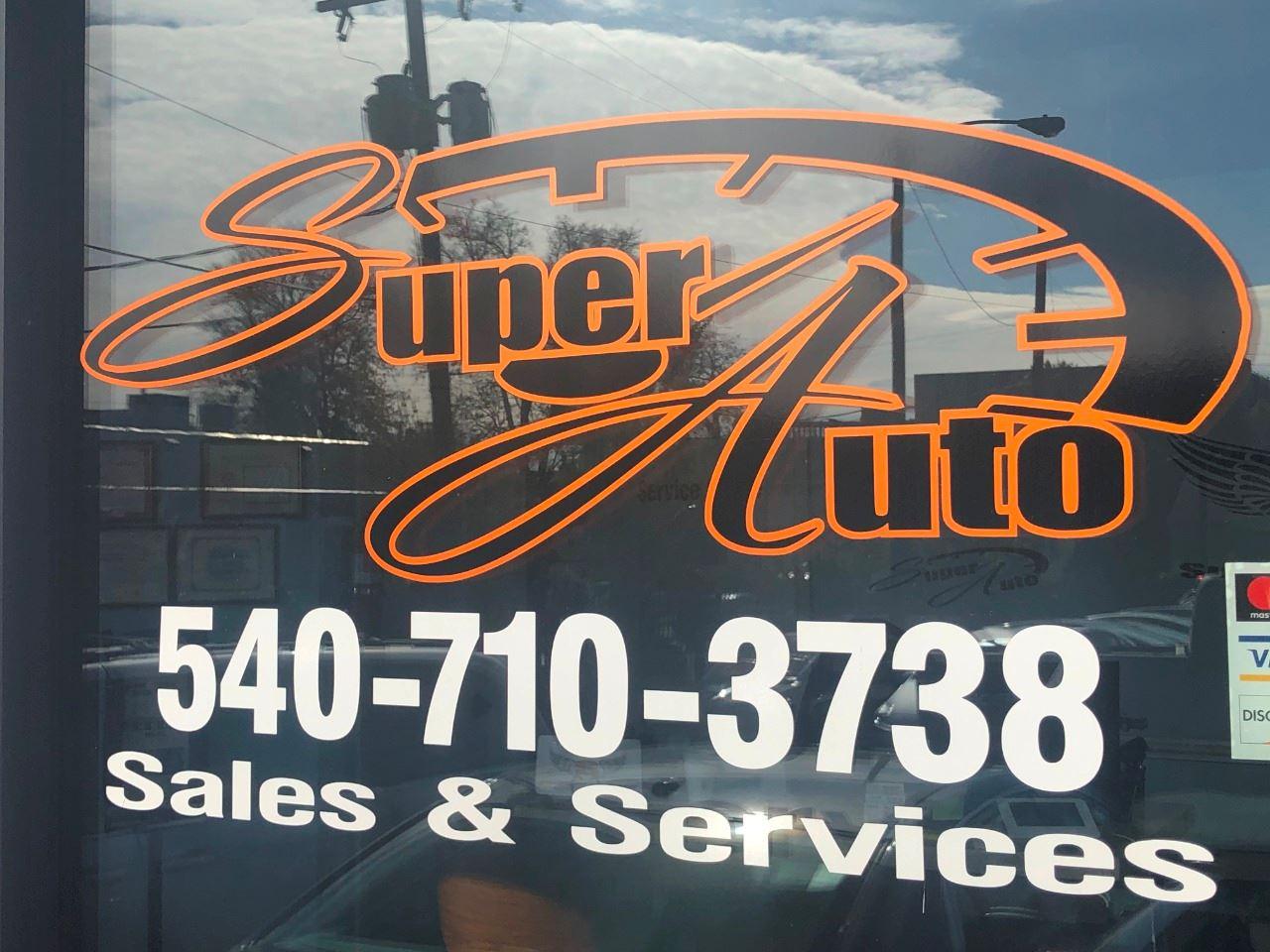 Super Auto Sales & Service