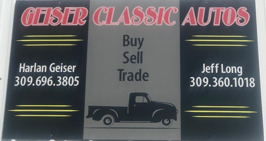 Geiser Classic Autos