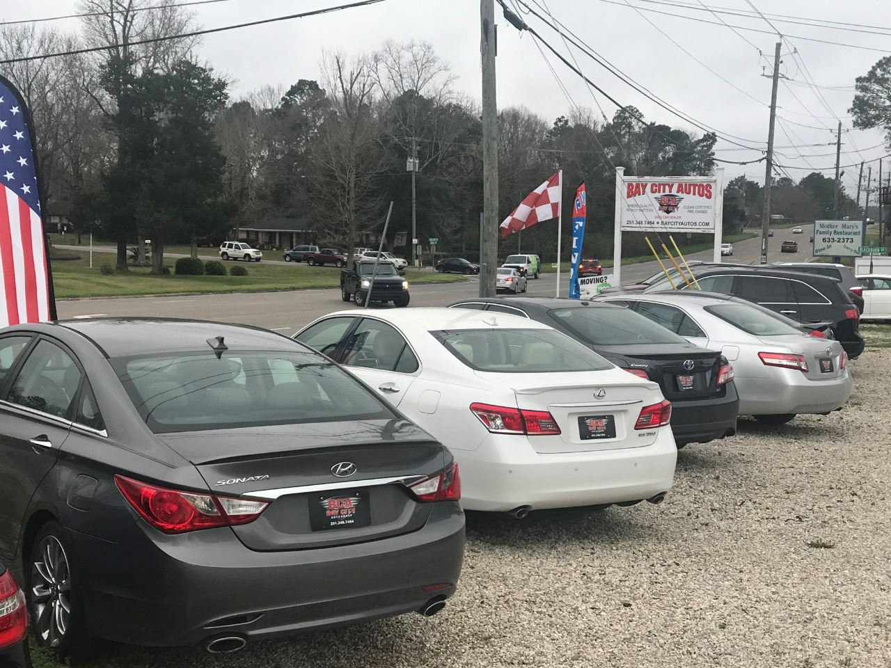 Bay City Auto's