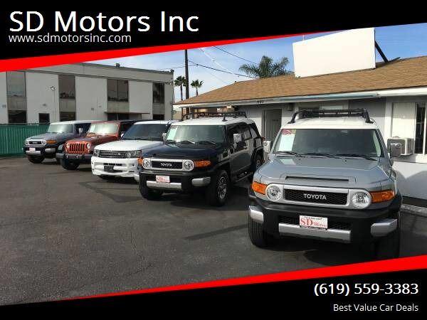 SD Motors Inc