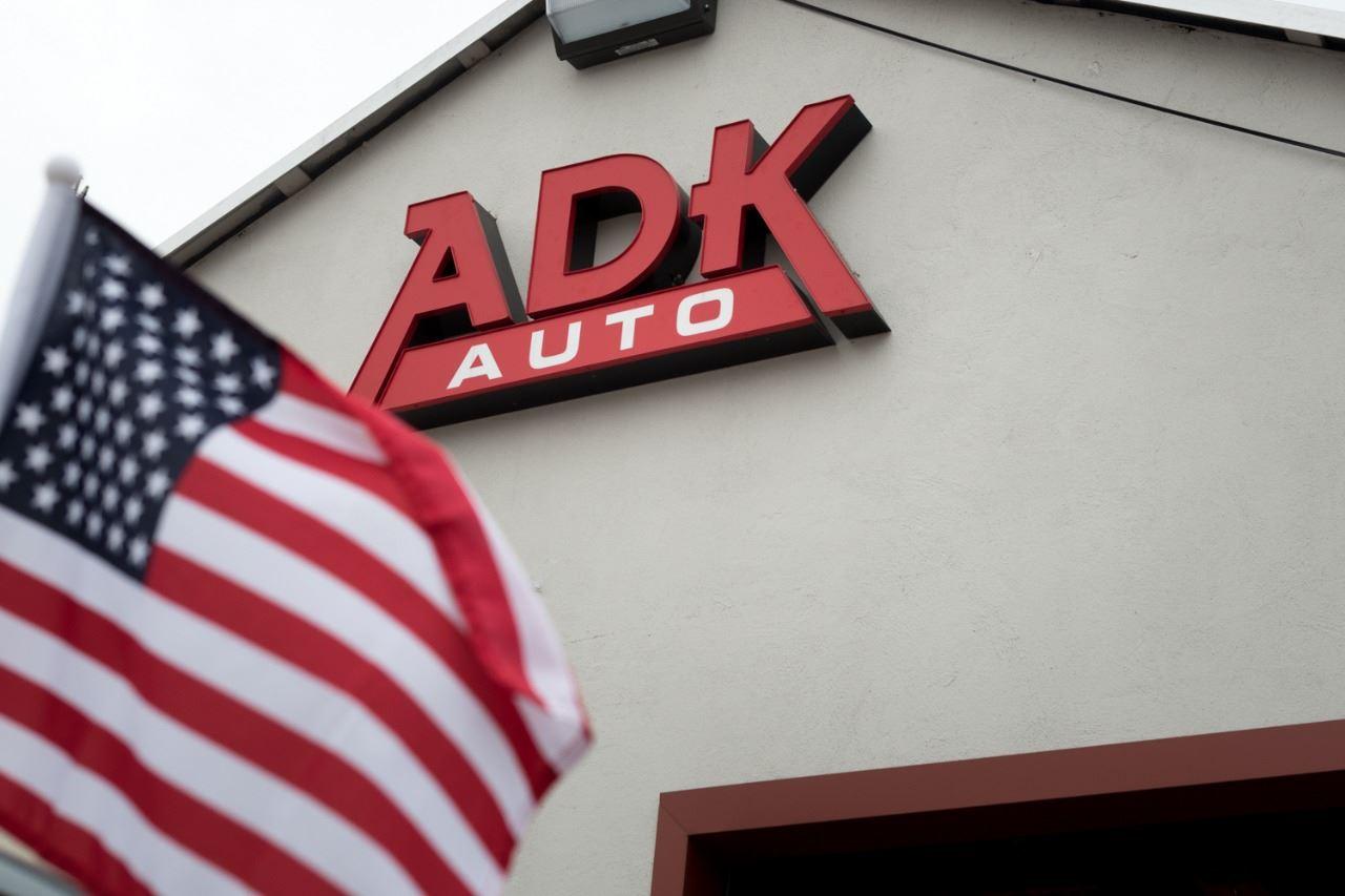 ADK AUTO SALES LLC