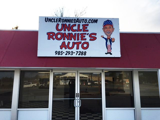 Uncle Ronnie's Auto LLC