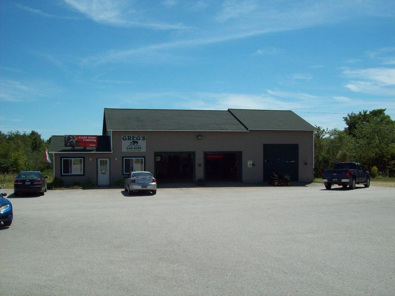 Greg's Auto Sales