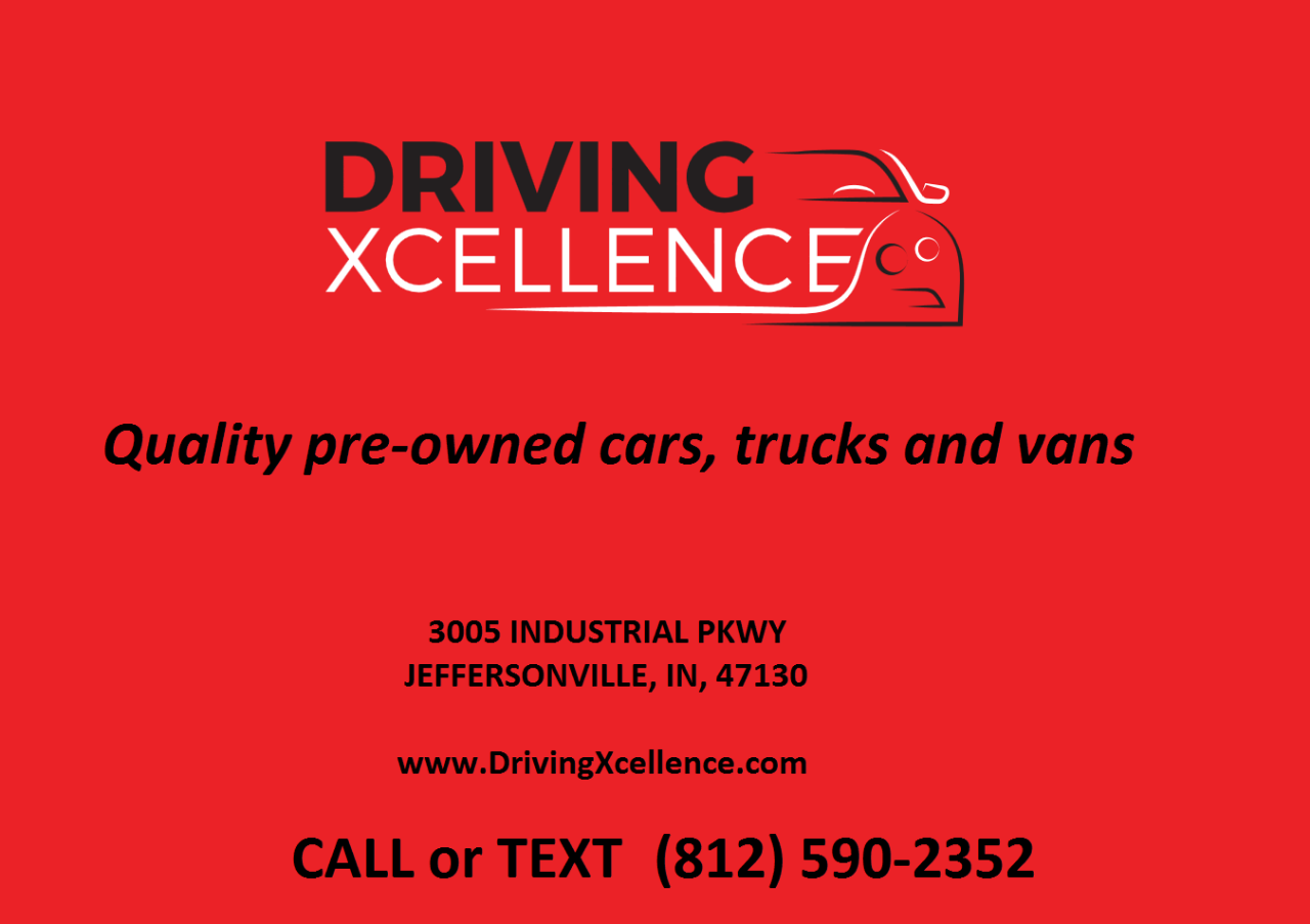 Driving Xcellence
