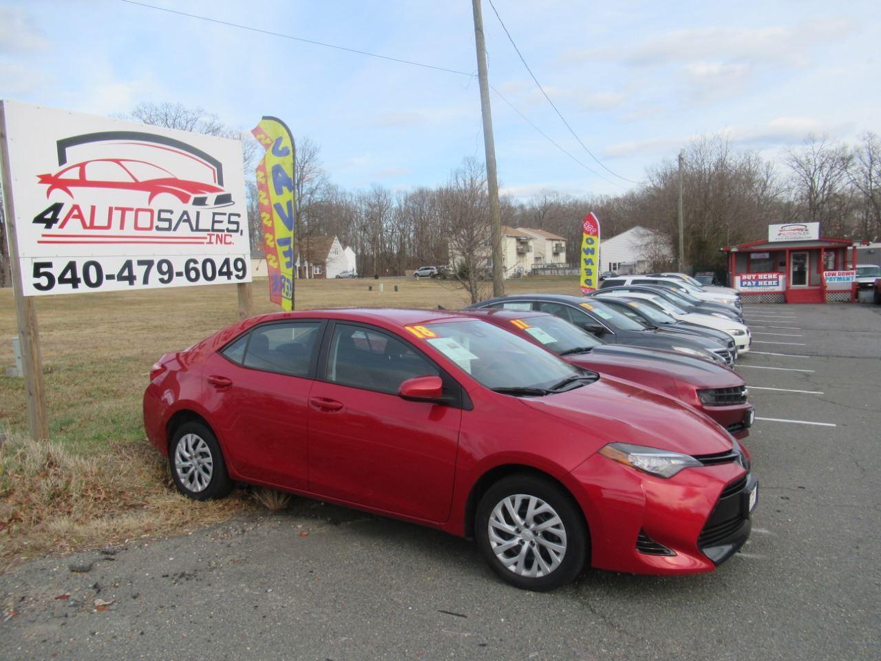 4Auto Sales, Inc.