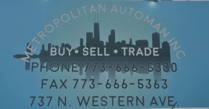 Metropolitan Automan, Inc.