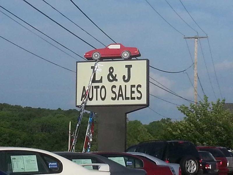 L&J AUTO SALES