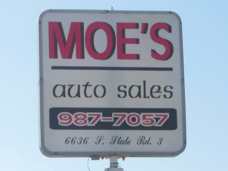 MOES AUTO SALES