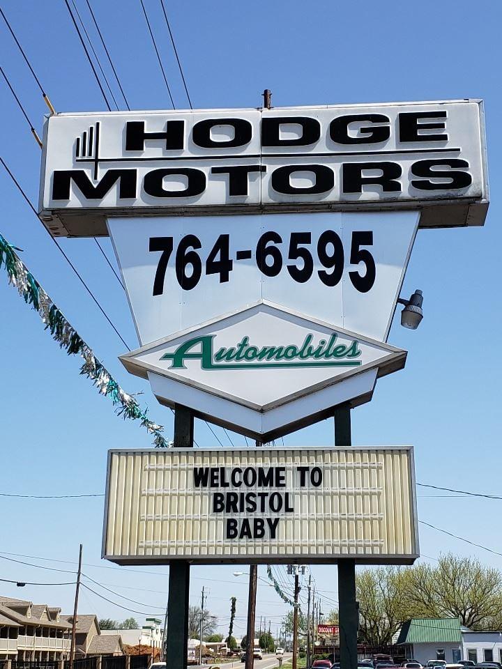 HODGE MOTORS