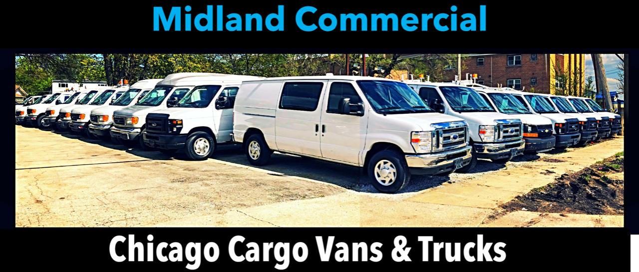 Midland Commercial. Chicago Cargo Vans & Truck