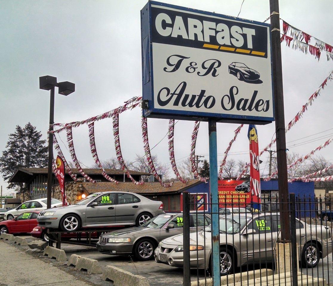 Carfast Auto Sales