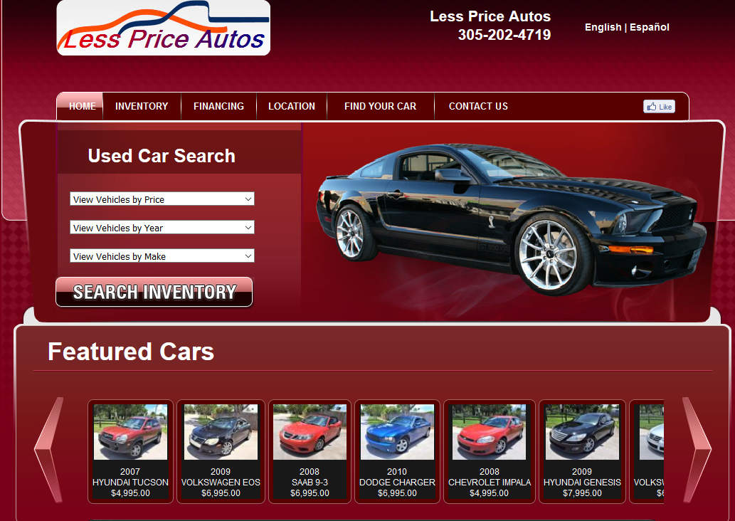 LESS PRICE AUTO BROKER