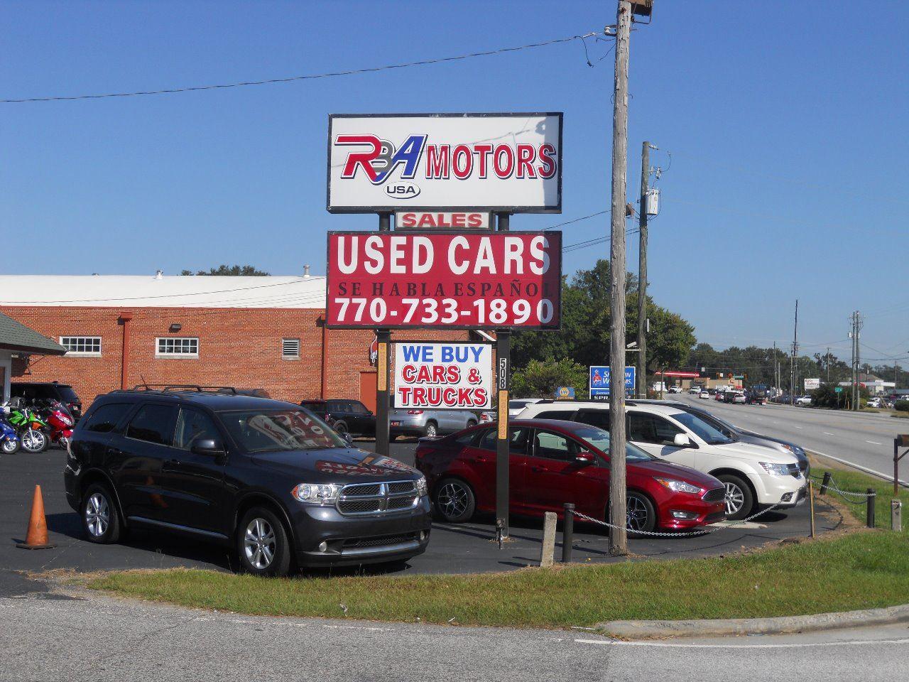 R3A USA Motors