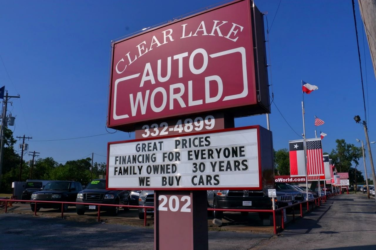 Clear Lake Auto World