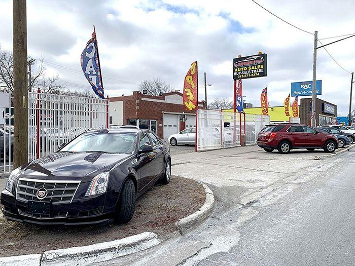 Supreme Stop Auto Sales