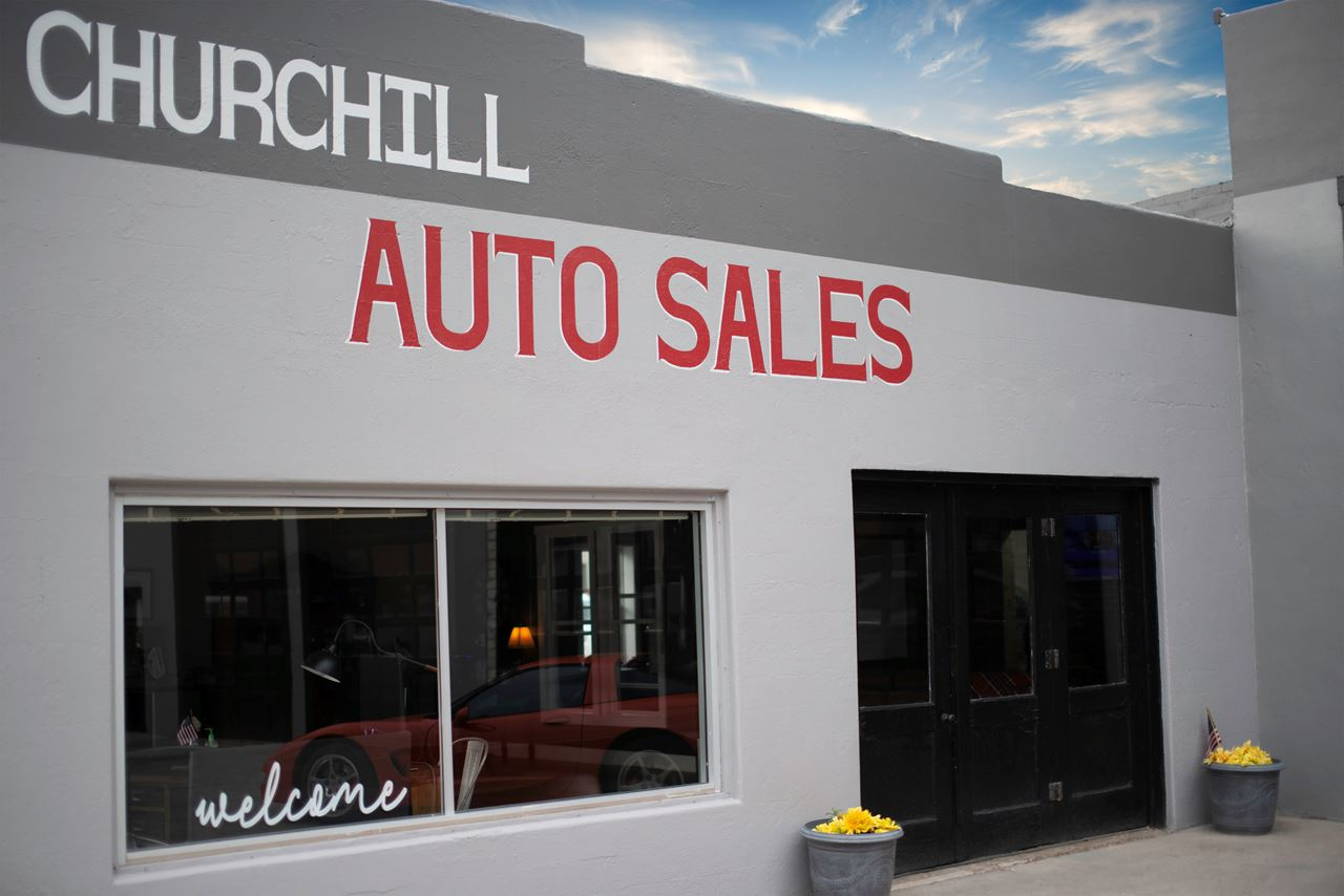 CHURCHILL AUTO SALES
